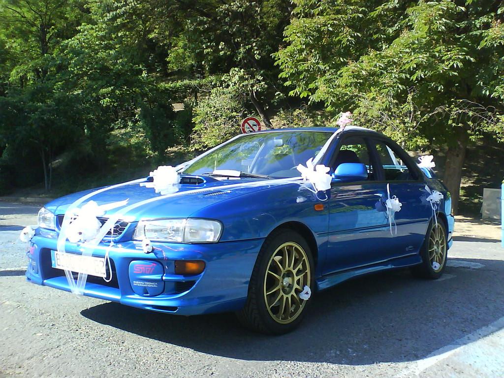 Poly-Lustrer Sur Subaru gt
