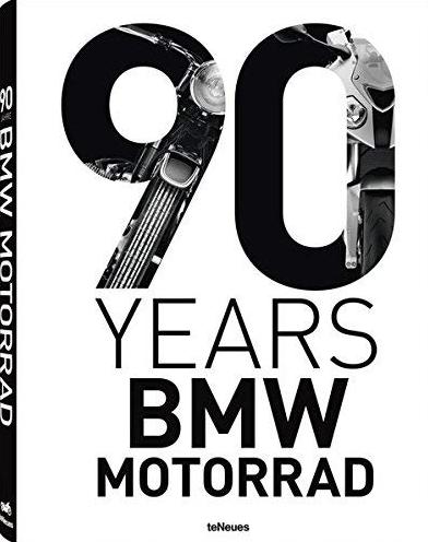 Buch 90 Years BMW Motorrad Make Life A Ride von Martin Boelt und Jürgen Gassebner