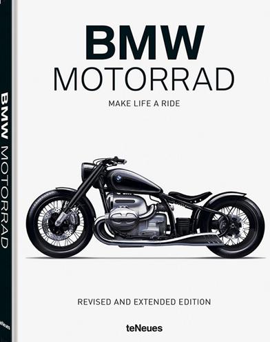 BMW Motorrad Buch Make Life A Ride von Martin Boelt und Jürgen Gassebner