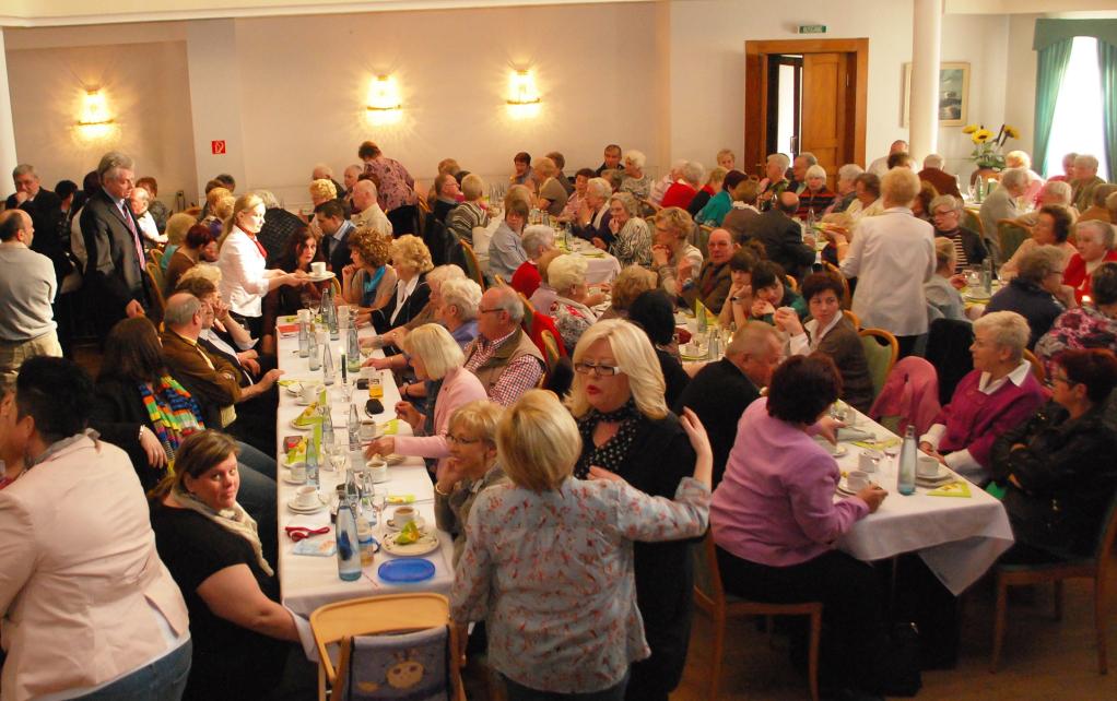 Familien feiern mit SPD Riegelsberg Willkommen bei der