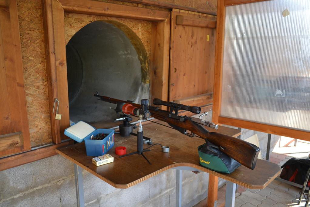 Mosin Nagant 91/30 Sniper