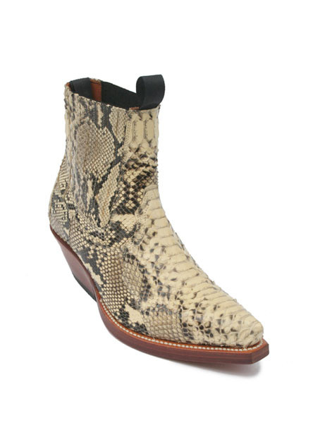 Exotic Skin Boots Herren Man Boots Don´t walk without