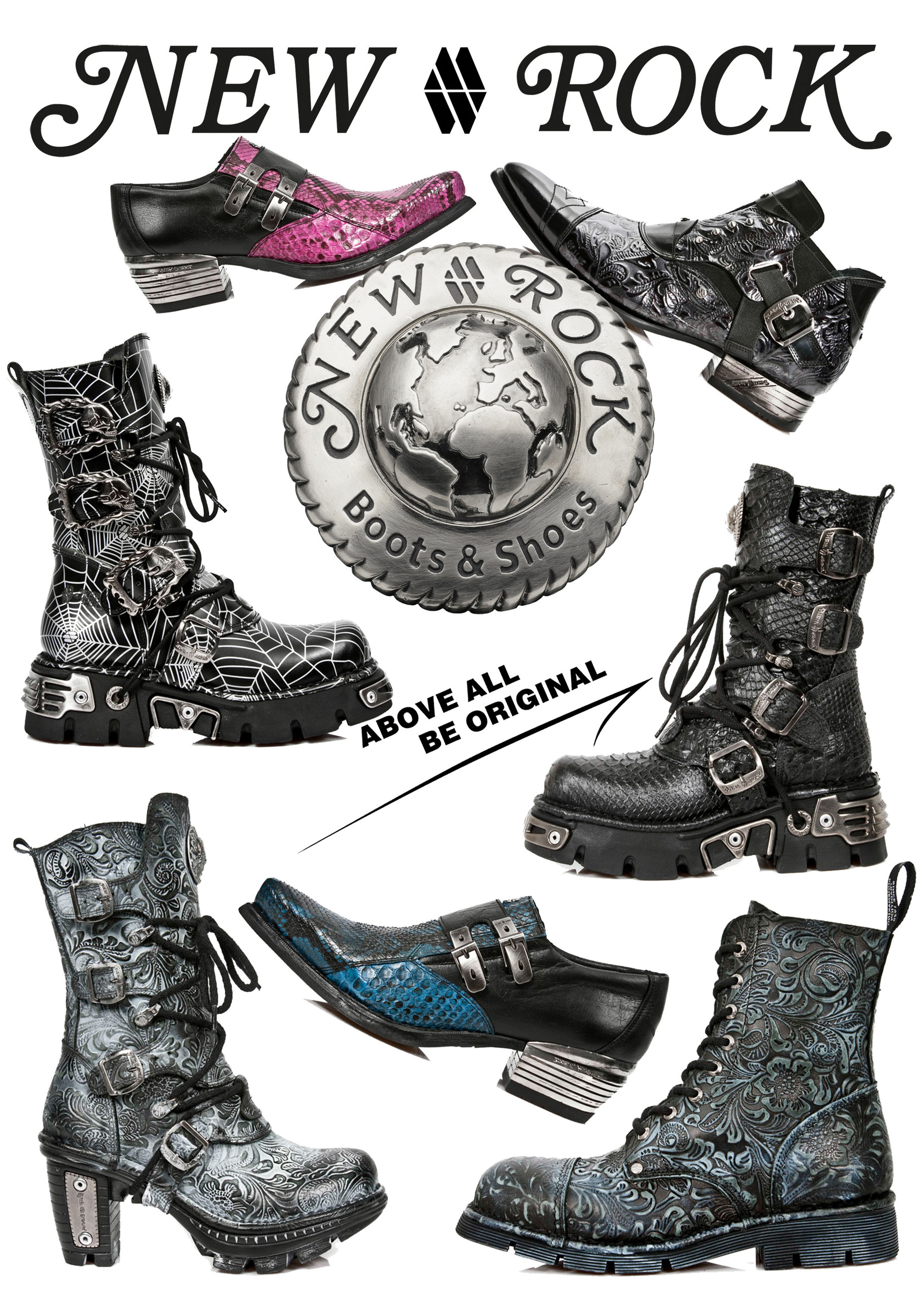 Katalog 2019 Boots Don´t walk without