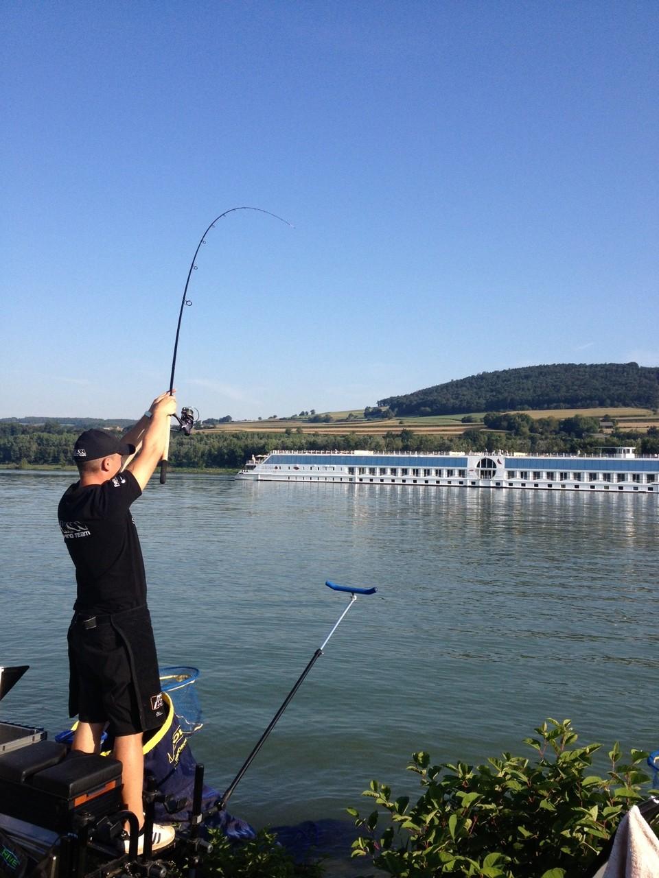 Feederkurse - bis maximal 3 Personen an der Donau