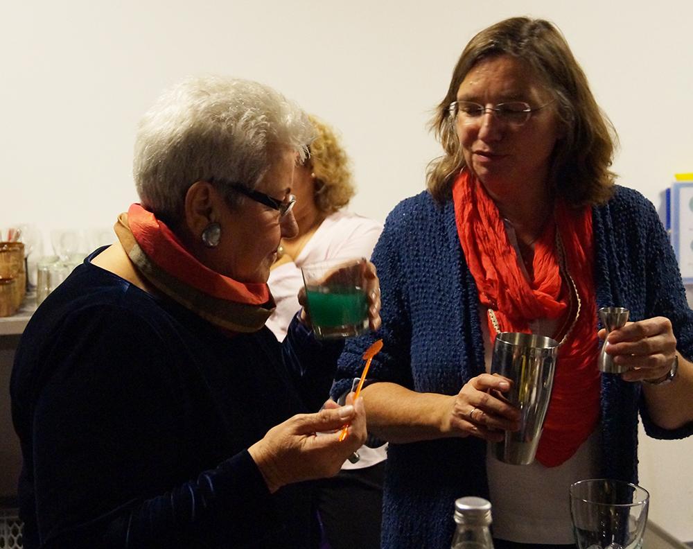 11 Karin Tönessen-Lersmacher und Susanne Fischer