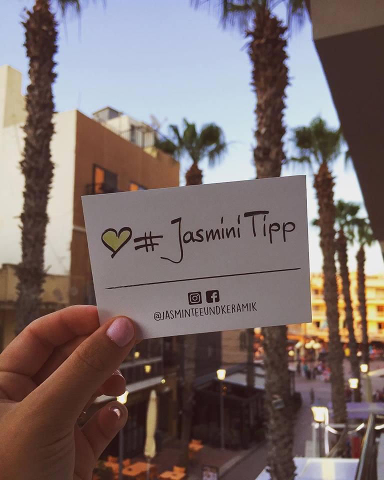 Jasminis auf Malta
