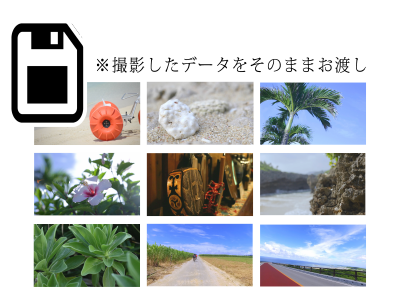 The recommended photographer in Okinawa is MARUKIN Create. We can also support you in English.