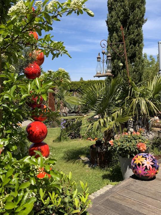 Garten Impressionen / Werke von Pam Jonas
