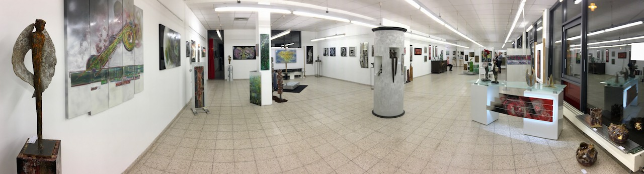 Nov 2017 bis Feb 2018, Pam Jonas X Galerie 58, Vernissage 25.11.2017