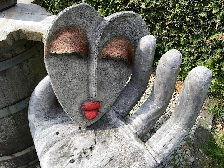 SUBLIMA  *Maske, African Stone