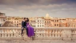 ローマの絶景スポットなら!イタリアざんまいツアーで!