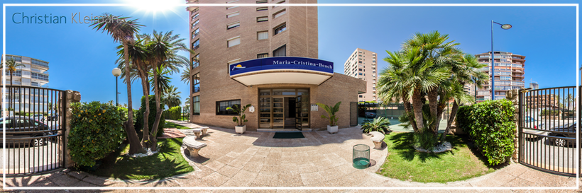 apartments benidorm maria cristina beach