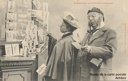 Musée de la carte postale, Antibes