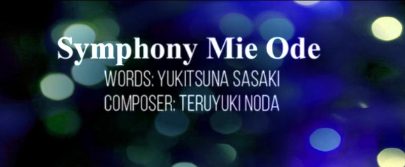Symphony Mie Ode