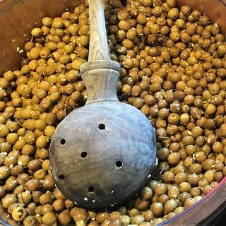 ...über Olivenöl - Teil 1