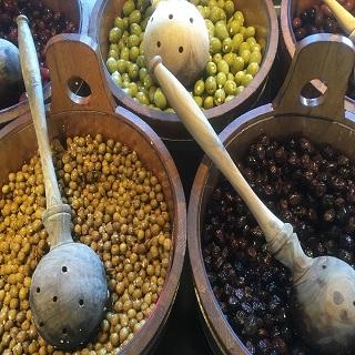 ...über Olivenöl - Teil 2