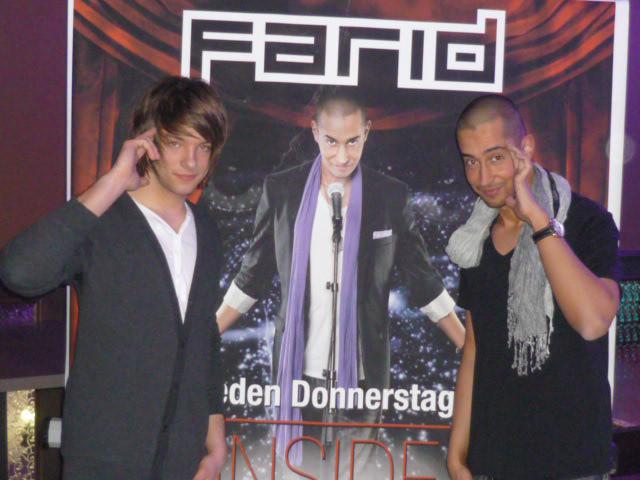 Zauberer Hamburg mit Farid