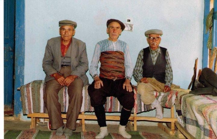 1: kamil cagdas (tassilar) 2: abdurrahman dayi 3: musa guc ( kosoglu musasi)