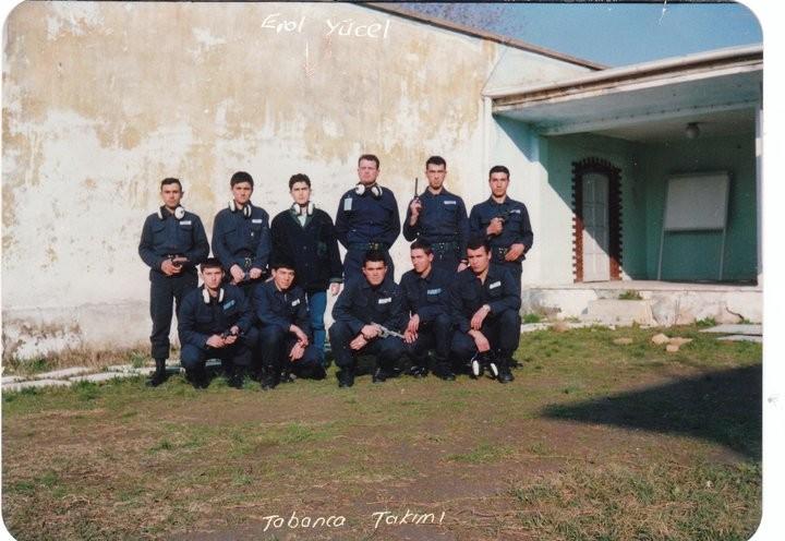 Hv.Tek.Okullar K.ligi 1987-1988 Tabanca Takimi