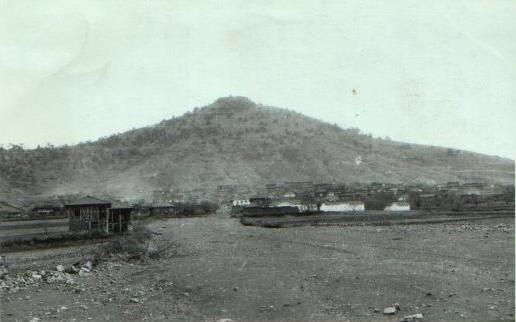 1960lı yılar Köyün çatma'dan görünüşü.