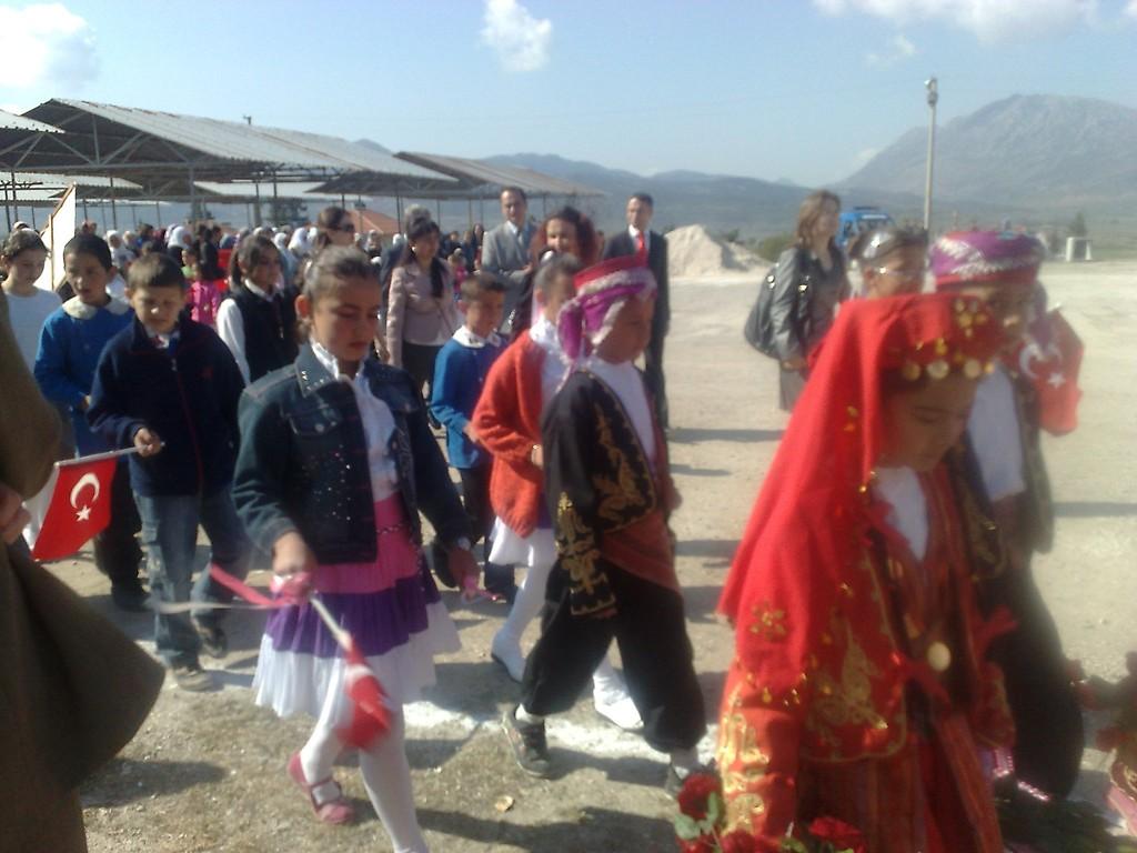 23 Nisan Kutlamalari - Fotograf Cekim: Bülent Batur