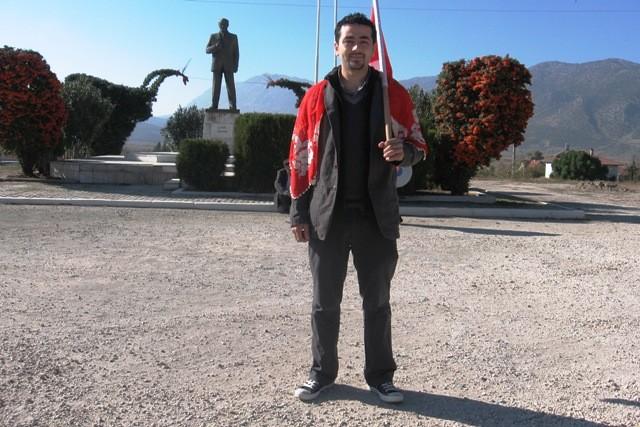 Kasabamız halkında Rüzikarların Ömer oğlu, Öner BALHAN için pazar yerinde Asker uğurlama töreni yapıldı.  19/11/2010