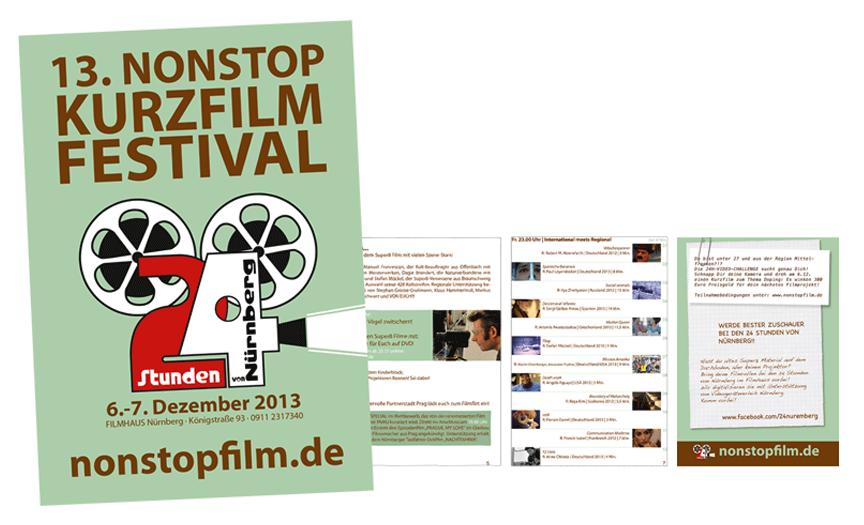Broschüre | Non Stopp Filmfestival