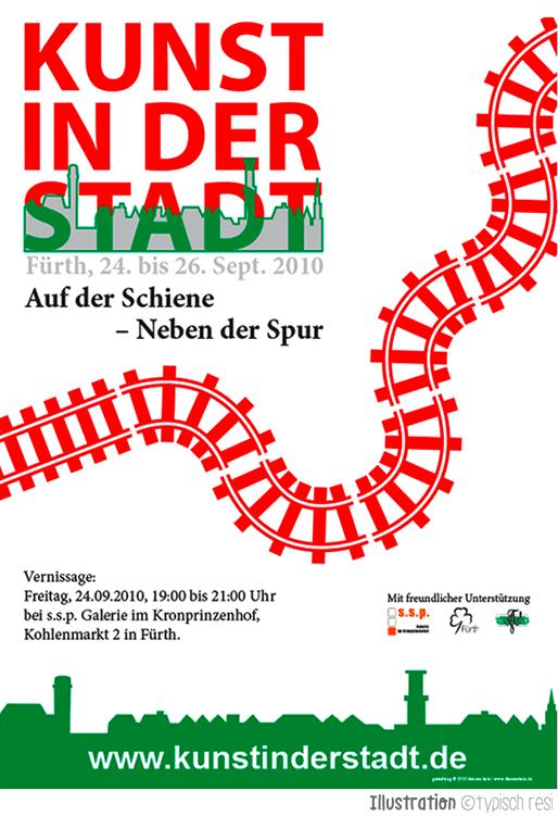 Plakat, Logo | Kunstgucker Fürth