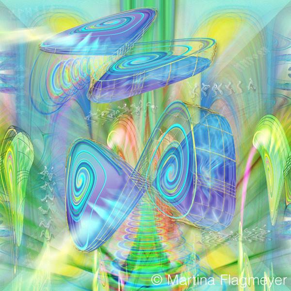 Runenspirale Einheit, Ausgleich