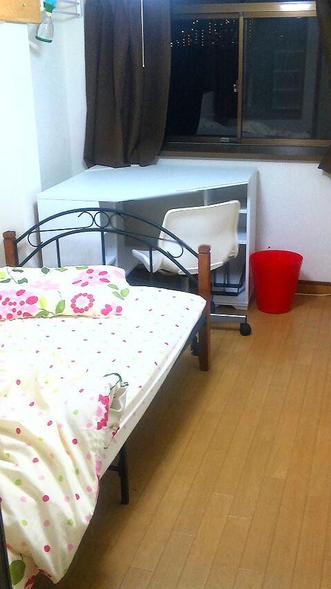 楽しく生活できるように個室を完備!
