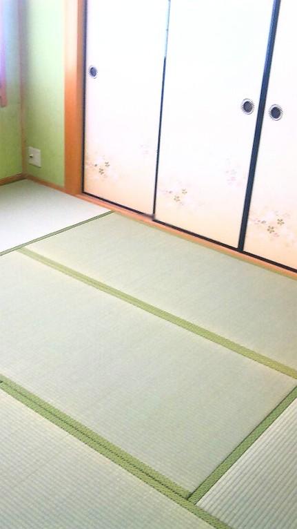 2階の和室 和のスペース