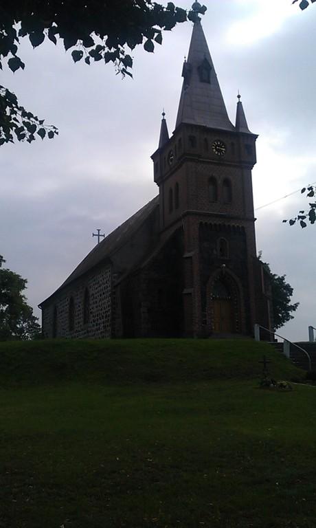 Kirche Kurzycko