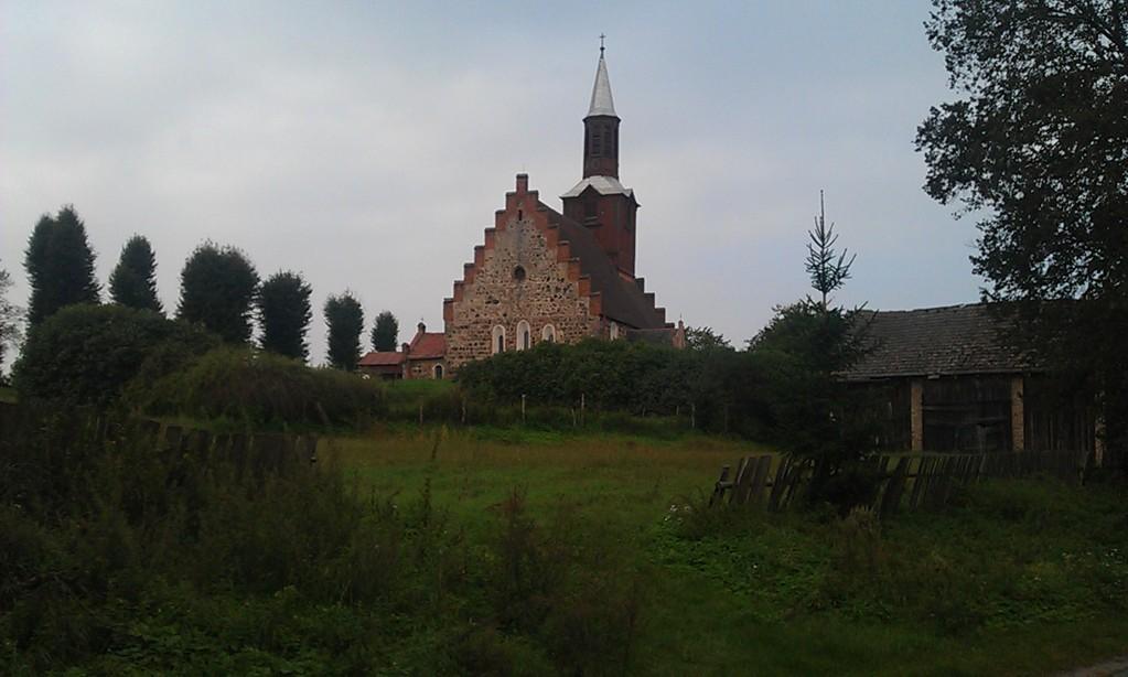 Kirche Klosow
