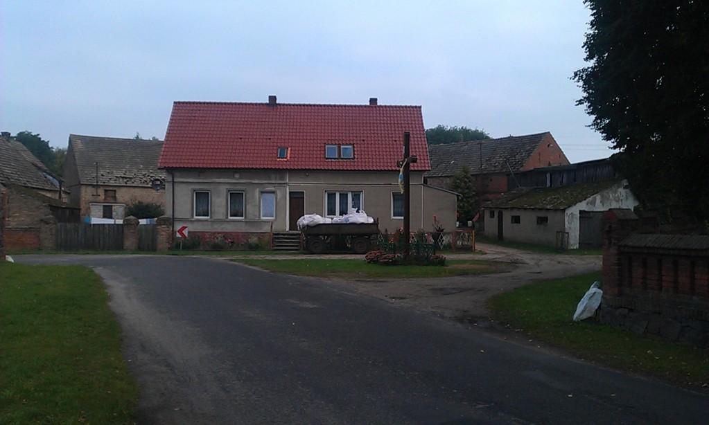 Dorf Kurzycko