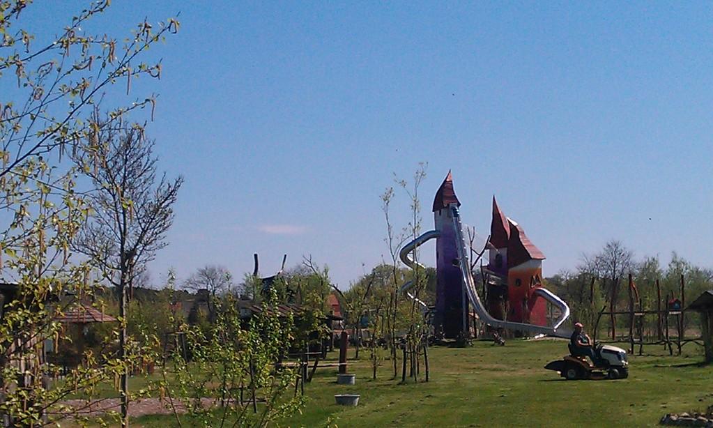 Kinderspielplatz Irrlandia in Storkow