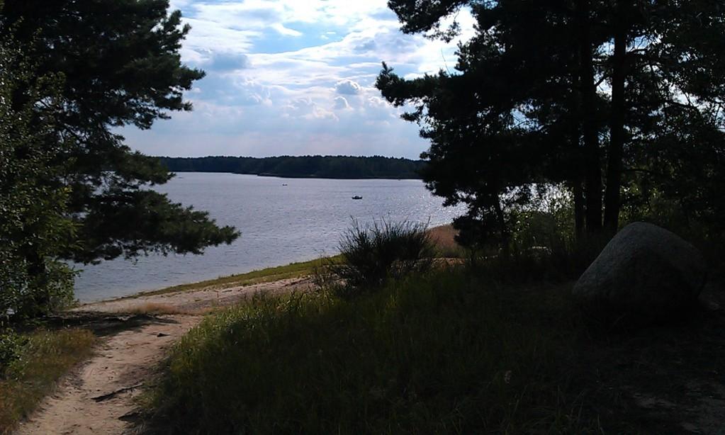 noch ein Blick aufs Lausitzer Seenland
