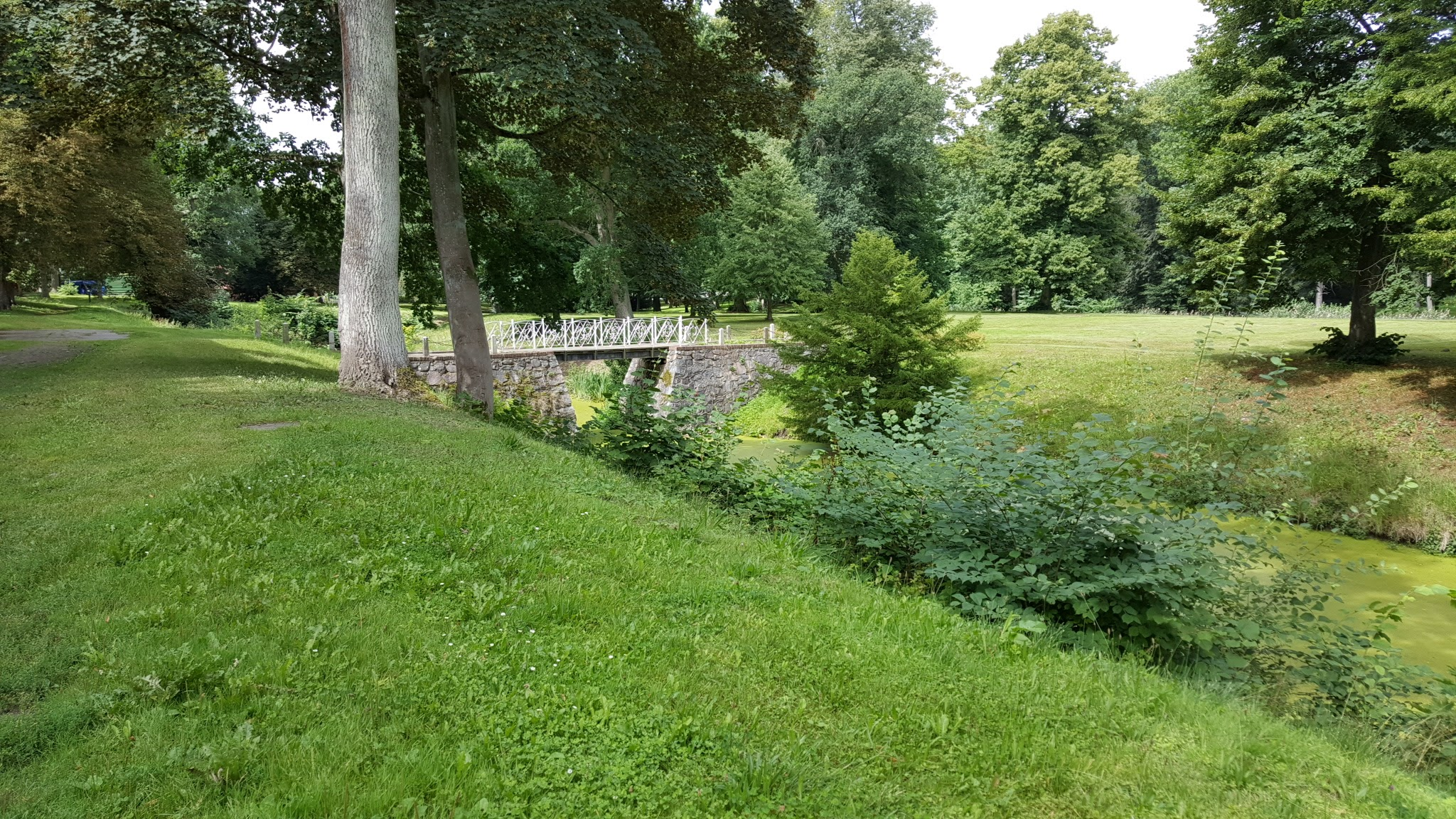 Schlossgarten Griebenow