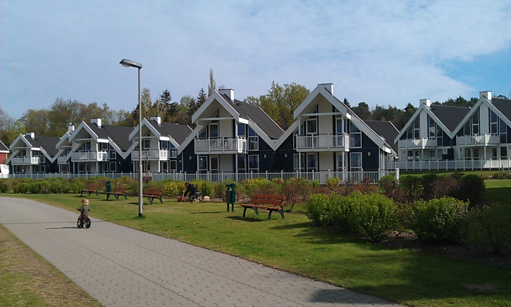 Ferienhaussiedlung