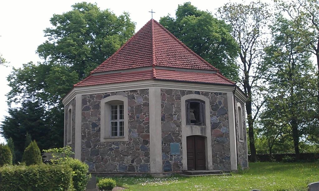 Kirche Wittenhagen