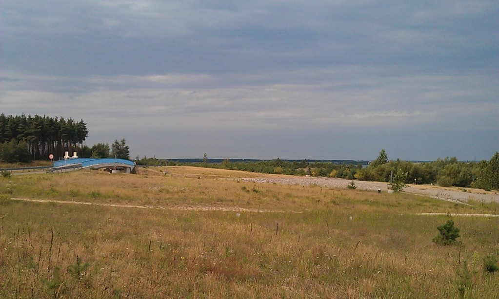 auf der Seenland-Route