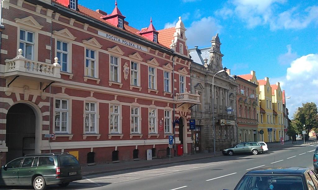 Straße Debno