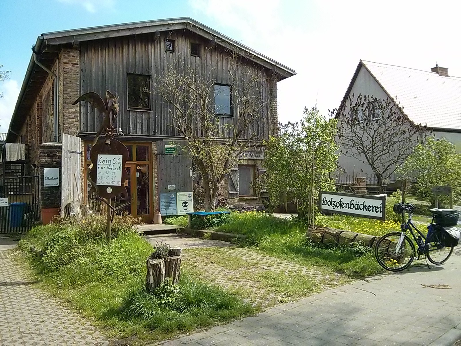 Holzofenbäckerei Klosterdorf