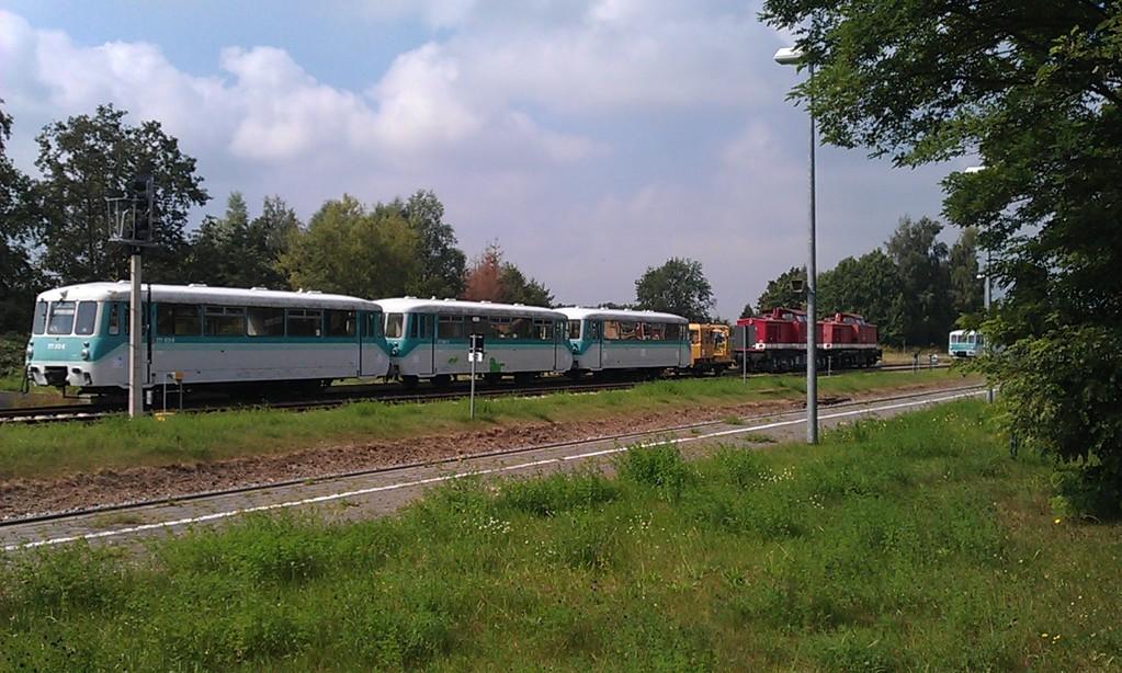 für Eisenbahnfreunde