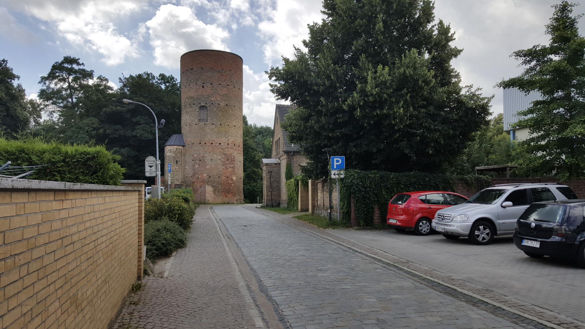 Anklam Stadtmauer