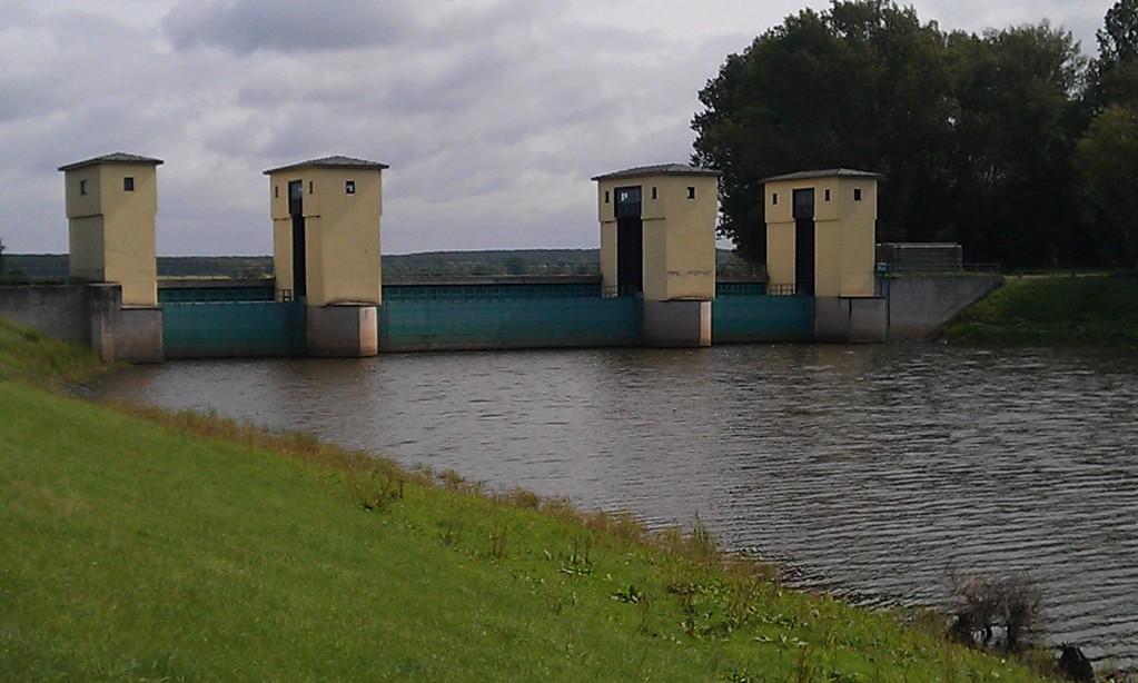 Hochwasserwehr