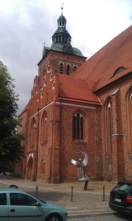 St. Marienkirche in Wittstock/Dosse