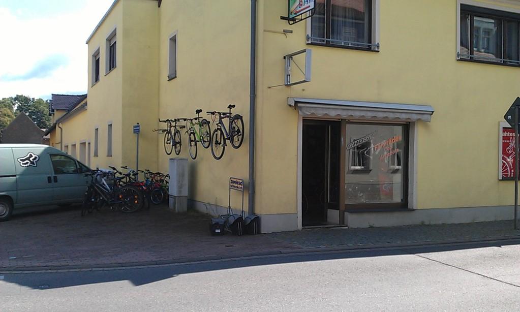 die Fahrradwerkstatt