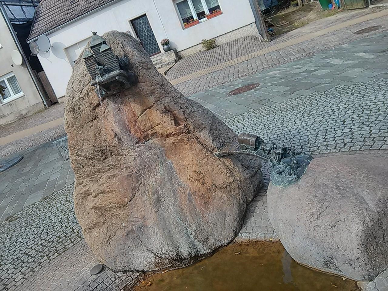 Brunnen von Marlow