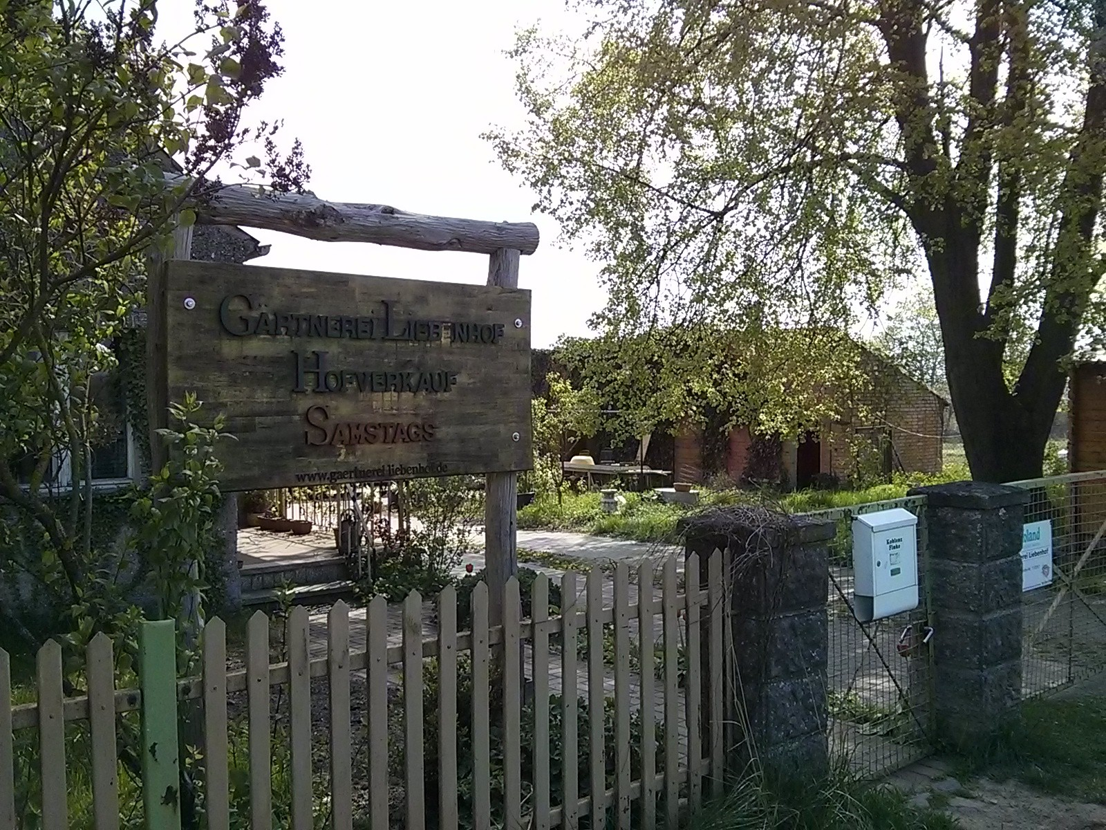 Gärtnerei Liebenhof