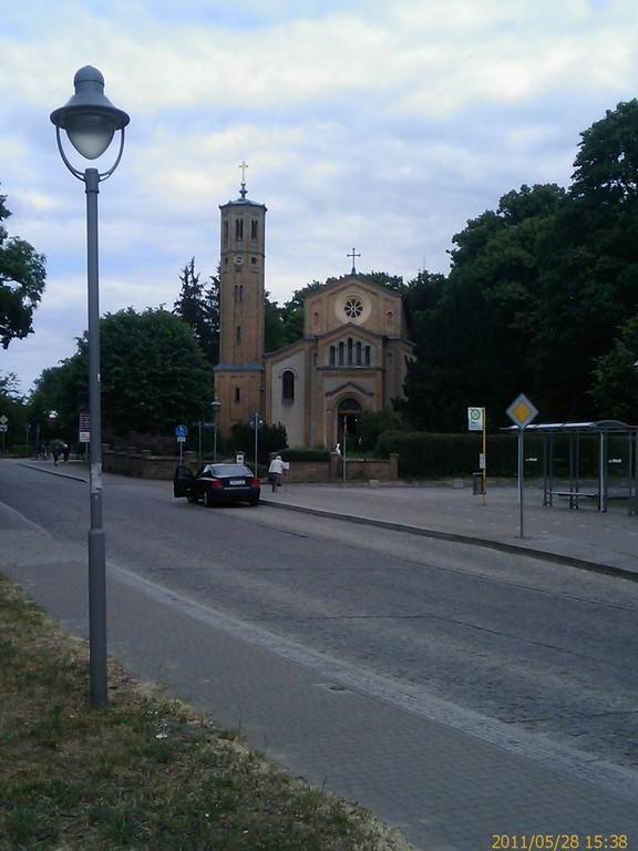 Kirche in Caputh